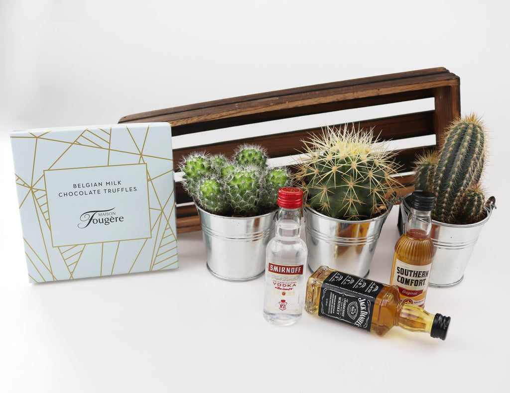 Miniatures Birthday Hamper - For Him