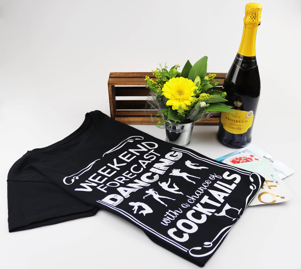 Weekend Forecast With a Chance of Cocktails - Birthday Hamper