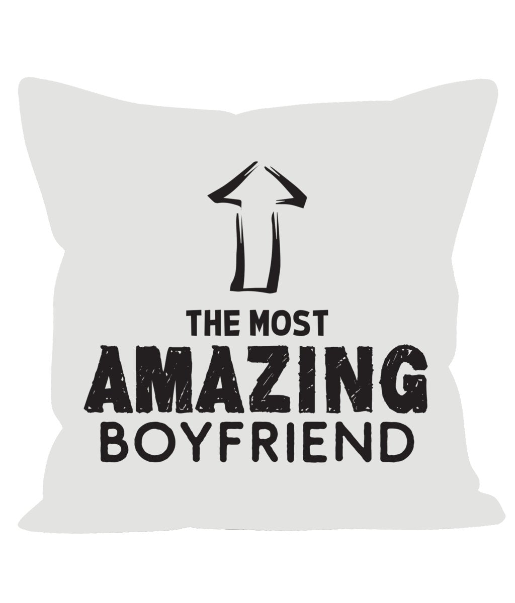 Amazing Boyfriend Sofa Cushions - The Gift Project