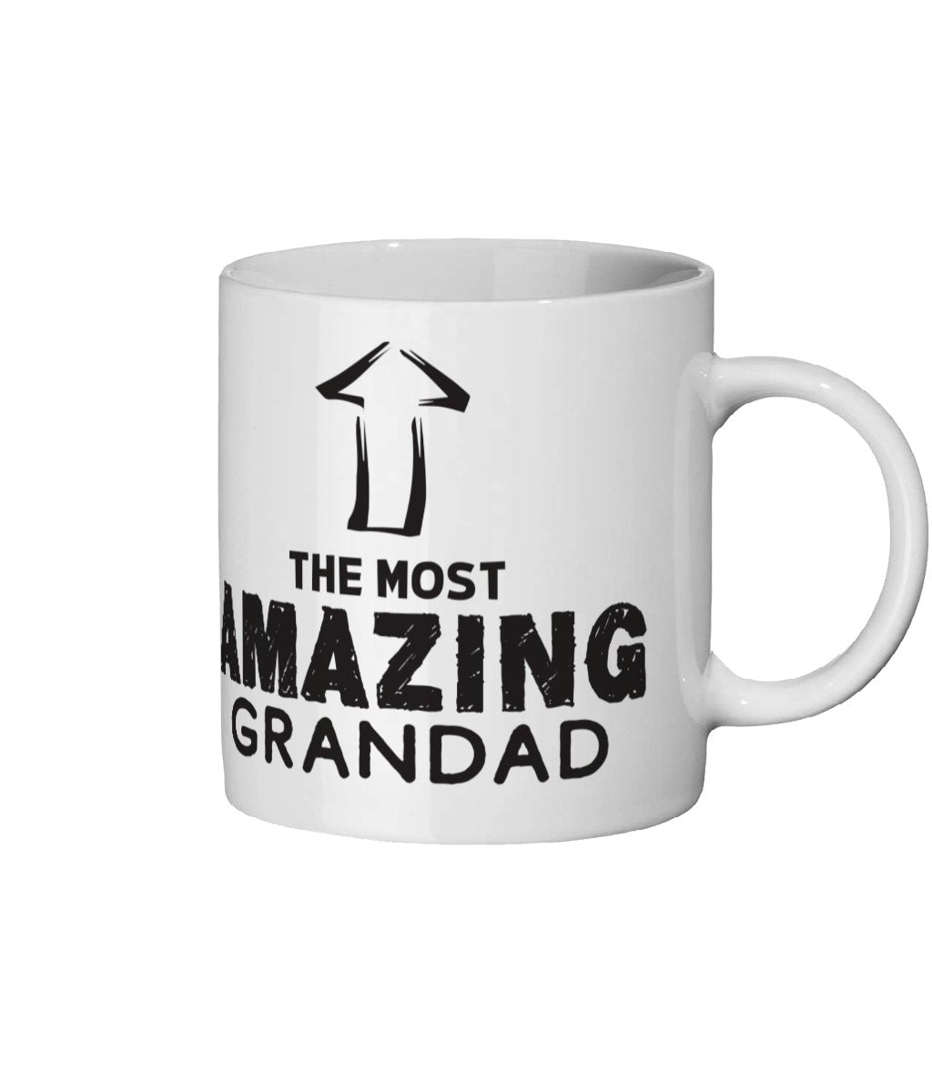 Amazing Grandad Ceramic Mug 11oz Amazing Grandad - The Gift Project