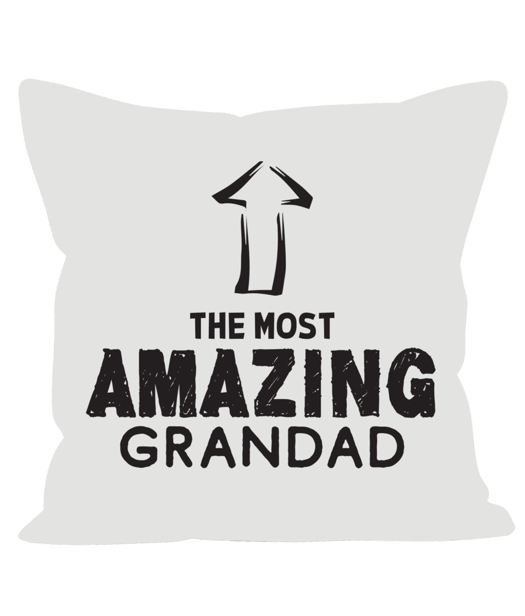 Amazing Grandad Sofa Cushions - The Gift Project