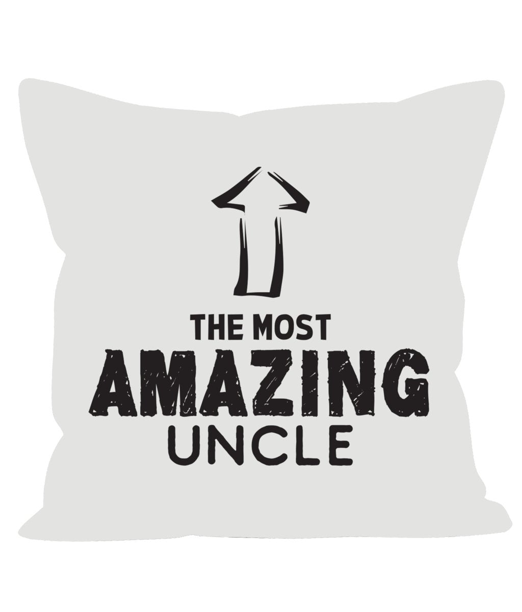 Amazing Uncle Sofa Cushions - The Gift Project