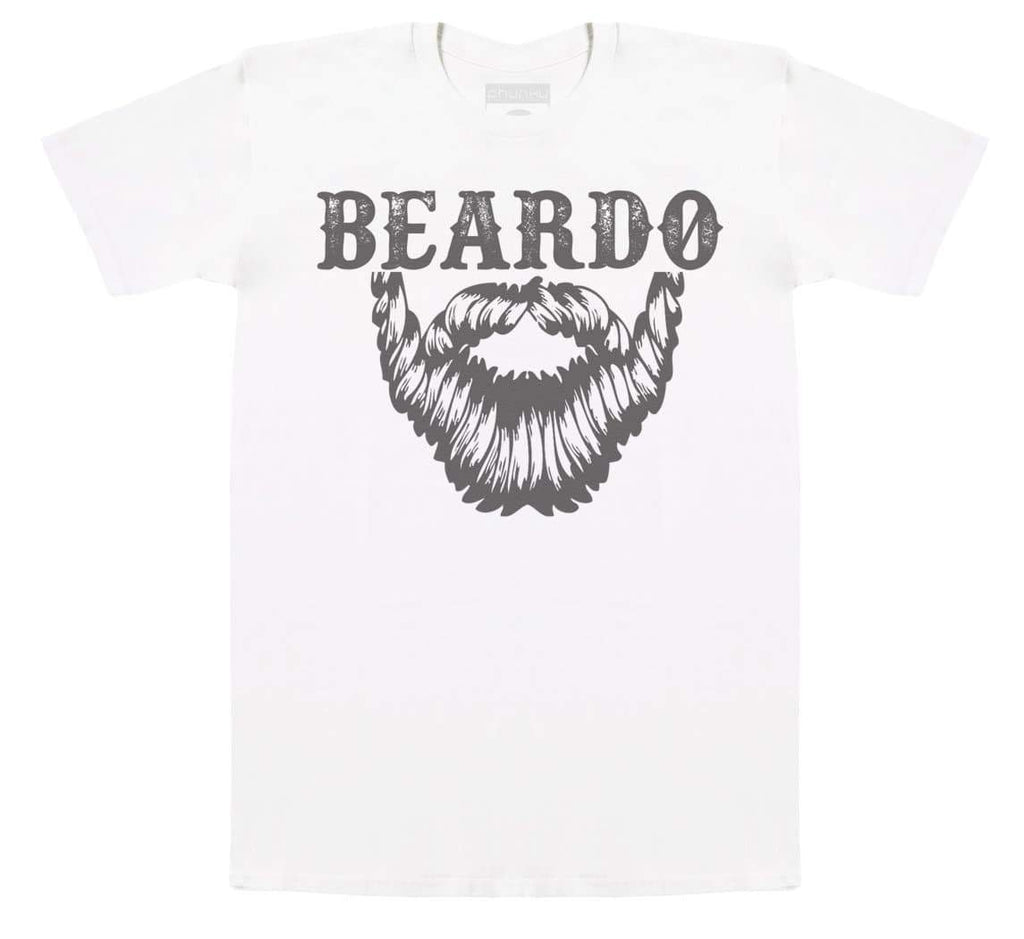 Beardo - Mens T-Shirt - The Gift Project