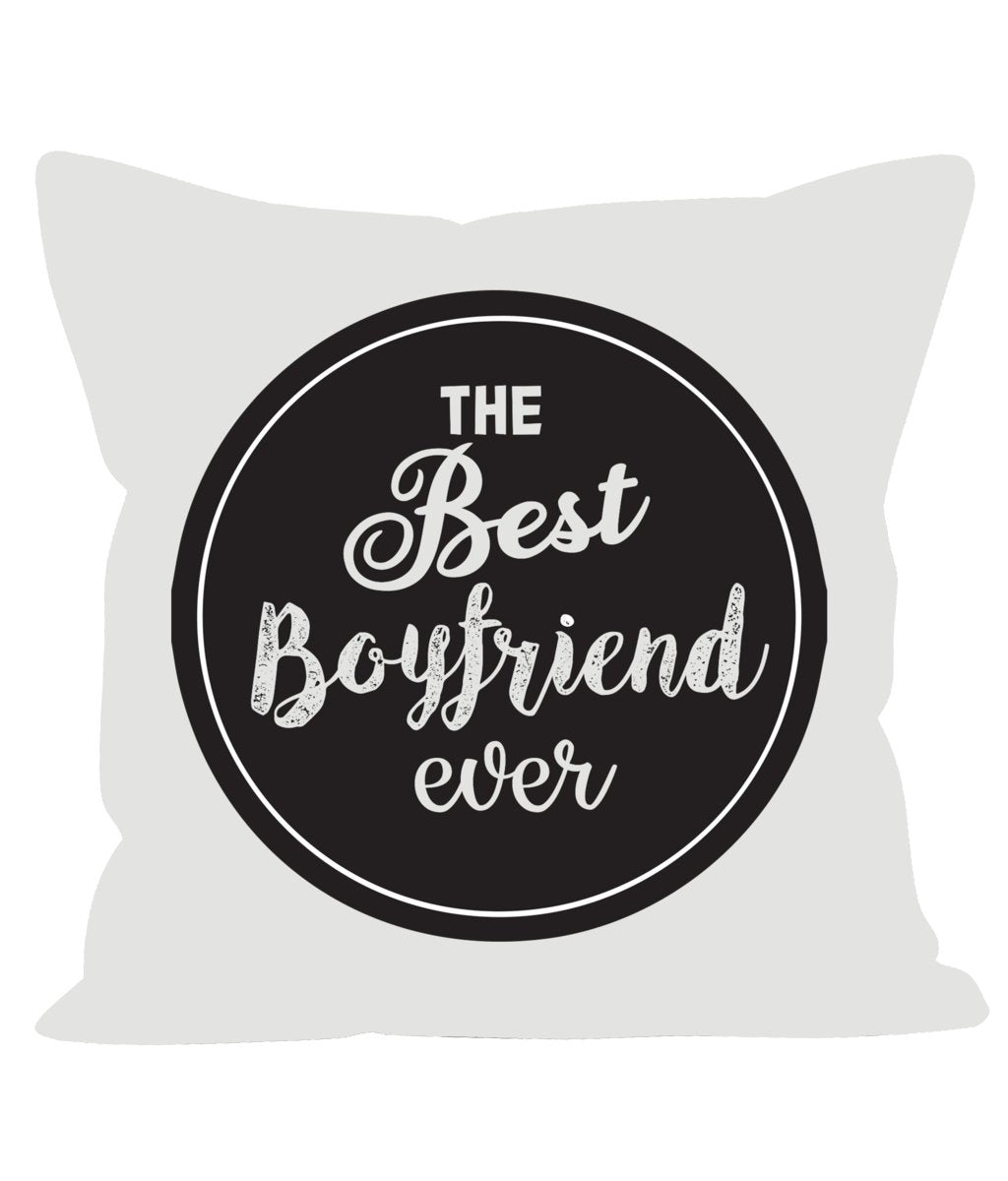 Best Boyfriend Ever Sofa Cushions - The Gift Project