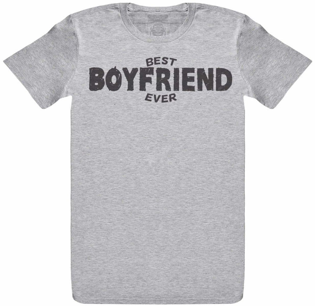Best Ever Boyfriend - Mens T- Shirt - The Gift Project