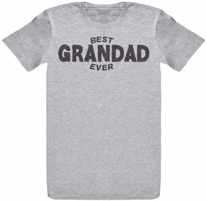 Best Ever Grandad - Mens T- Shirt - The Gift Project