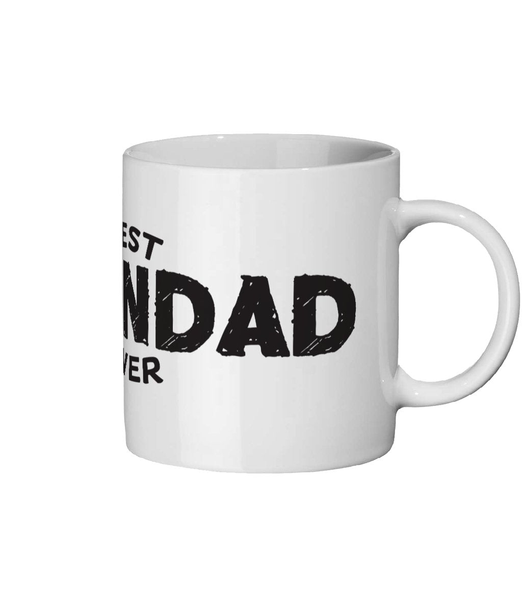 Best Grandad Ever Ceramic Mug 11oz - The Gift Project
