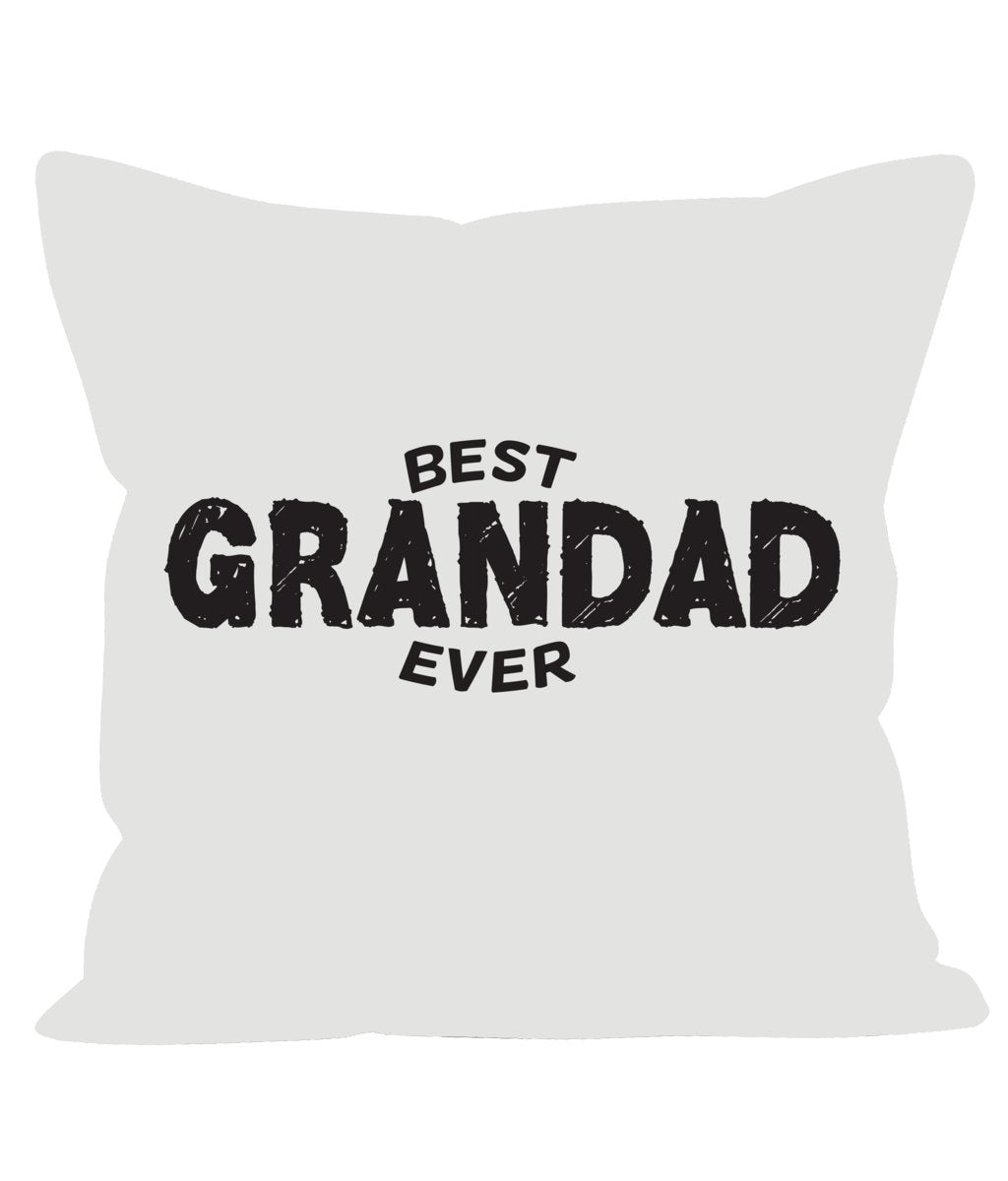 Best Grandad Ever Sofa Cushions - The Gift Project