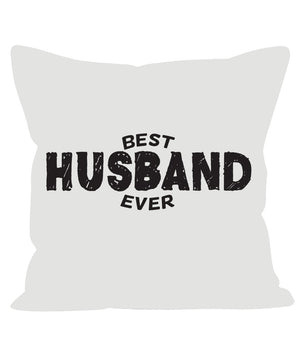 Best Husband Ever Sofa Cushions - The Gift Project