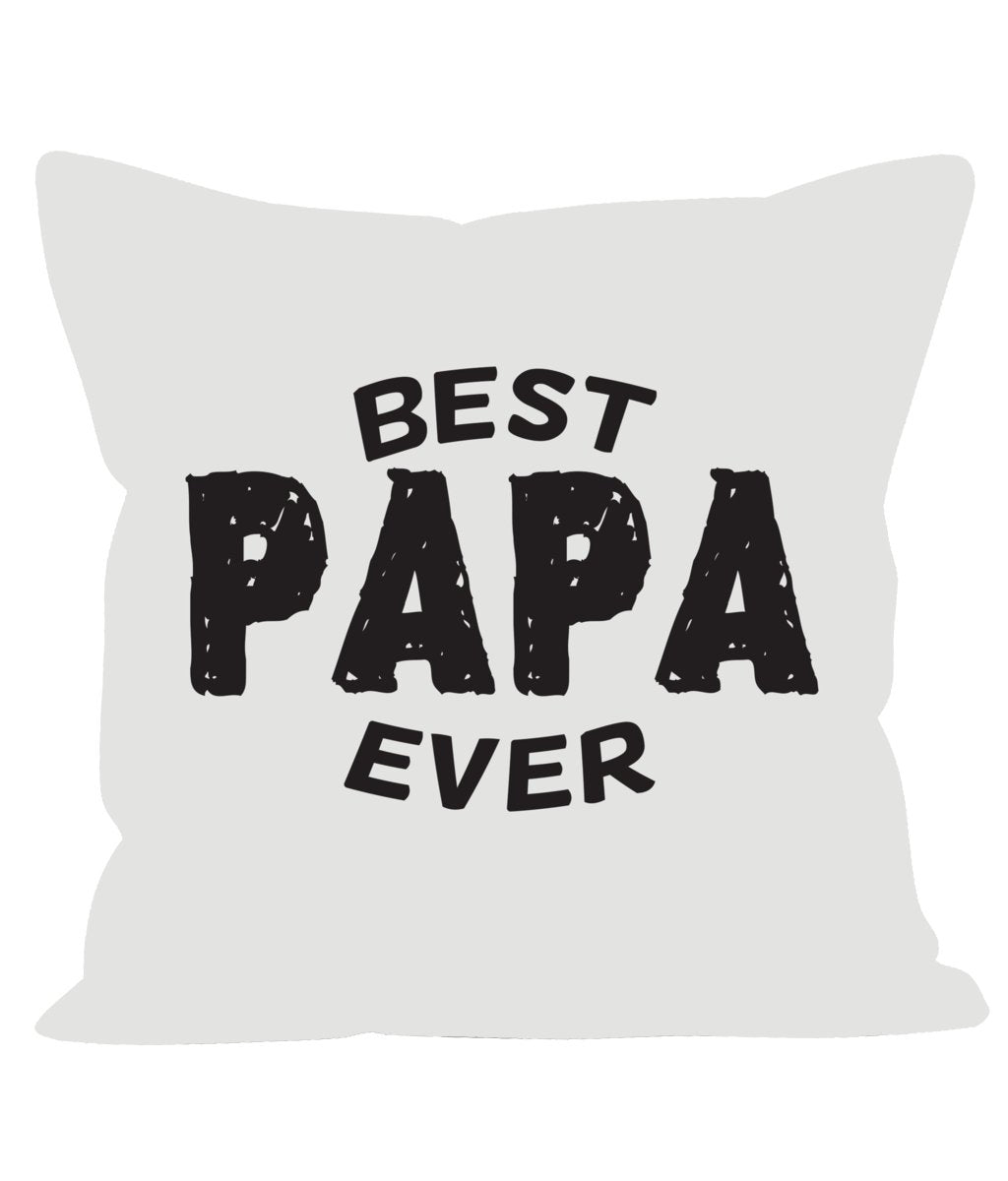 Best Papa Ever Sofa Cushions - The Gift Project