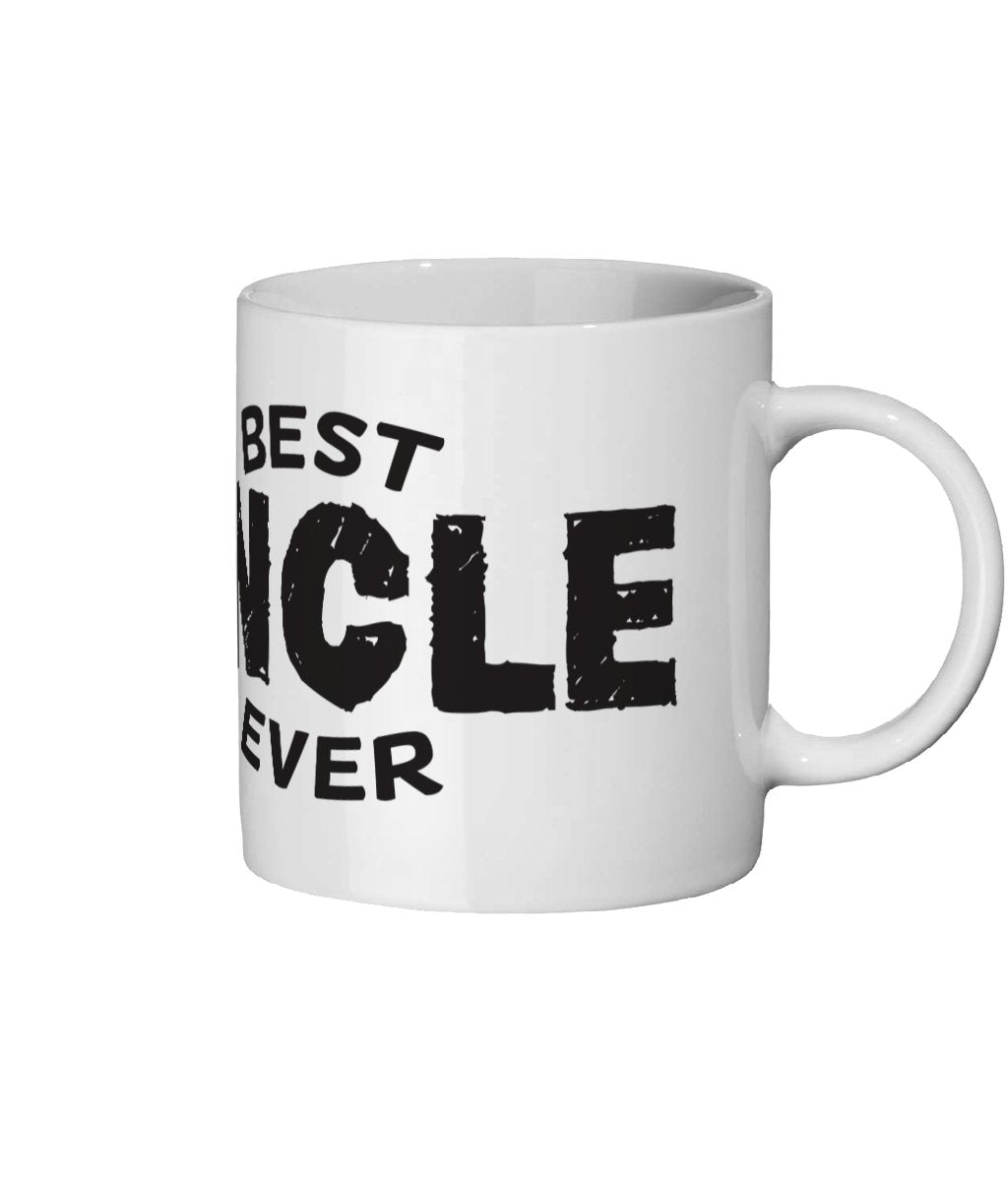 Best Uncle Ever Ceramic Mug 11oz - The Gift Project