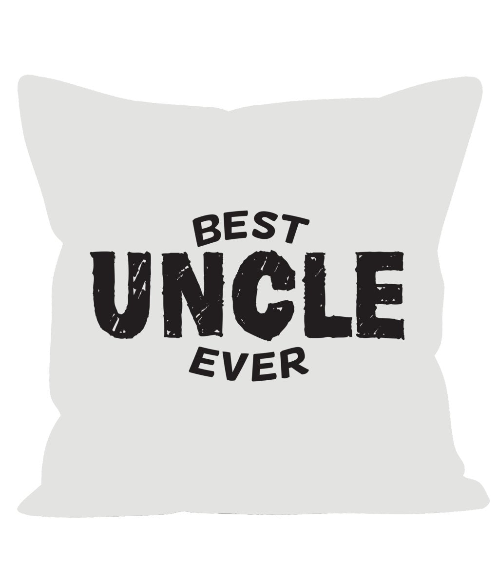 Best Uncle Ever Sofa Cushions - The Gift Project