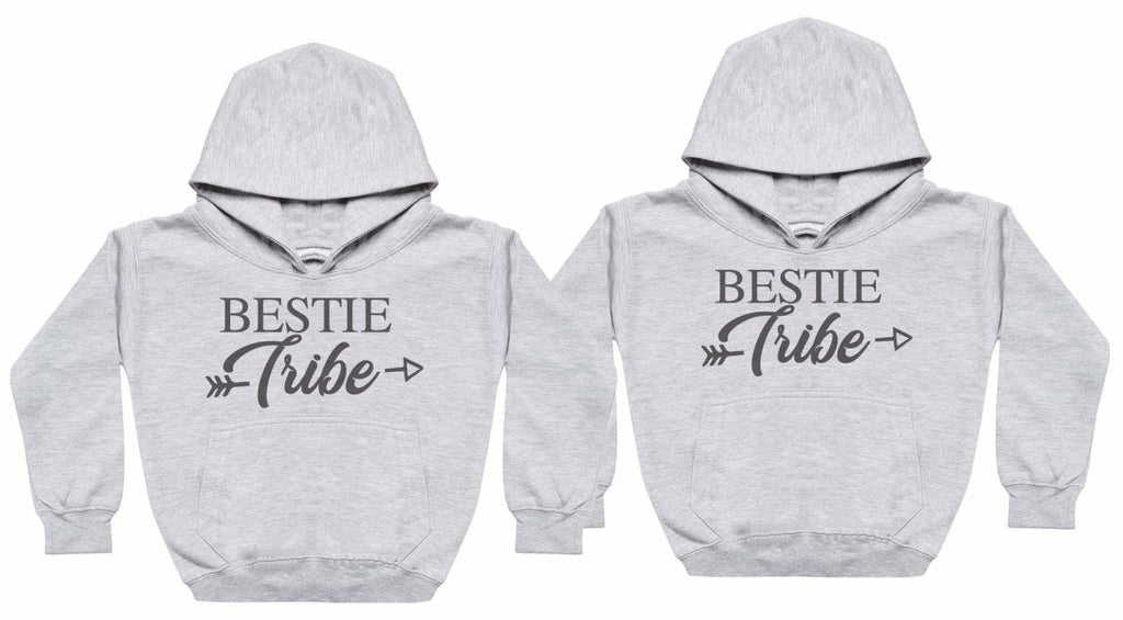 Bestie Tribe - Matching Kids Set - Baby / Kids Hoodies - Gift Set - The Gift Project