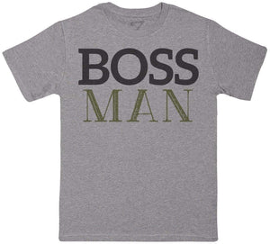 Boss Family - Matching Set - Baby / Kids T-Shirt, Mum & Dad T-Shirt - The Gift Project