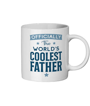 Coolest Father Ceramic Mug 11oz - The Gift Project
