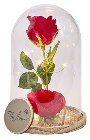 Enchanted Rose - Artificial Rose Gift - The Gift Project