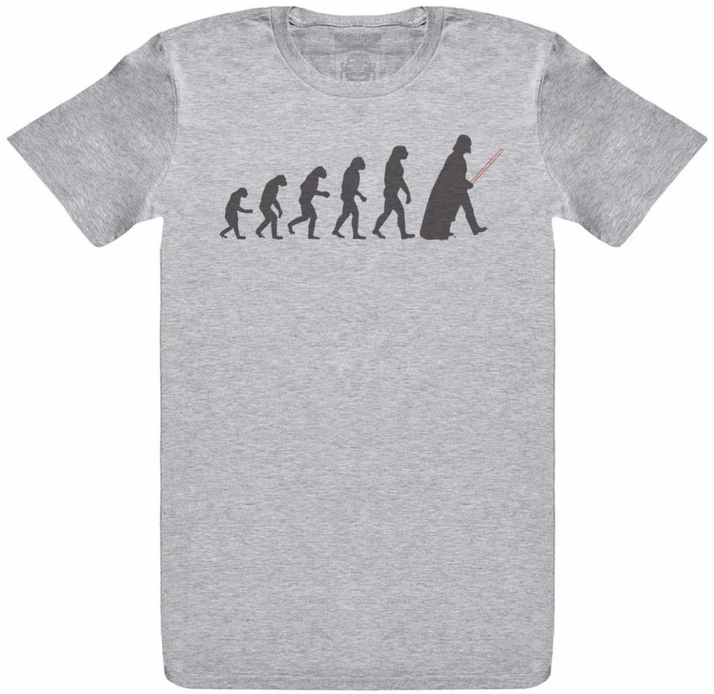 Evolution To Darth Vader - Mens T-Shirt - The Gift Project