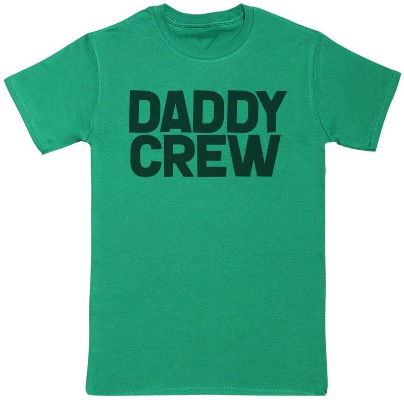 Family Crew - Matching Set - Baby / Kids T-Shirt, Mum & Dad T-Shirt - The Gift Project