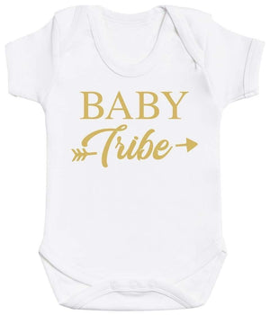 Family Tribe - Matching Set - Baby Bodysuit, Mum & Dad T-Shirt - The Gift Project