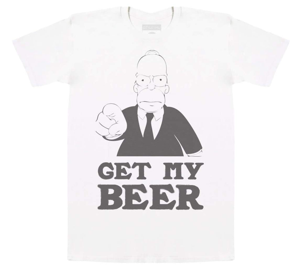 Get My Beer - Mens T-Shirt - The Gift Project