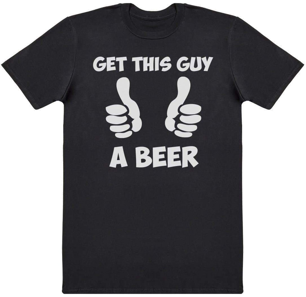 Get This Guy A Beer - Mens T-Shirt - The Gift Project