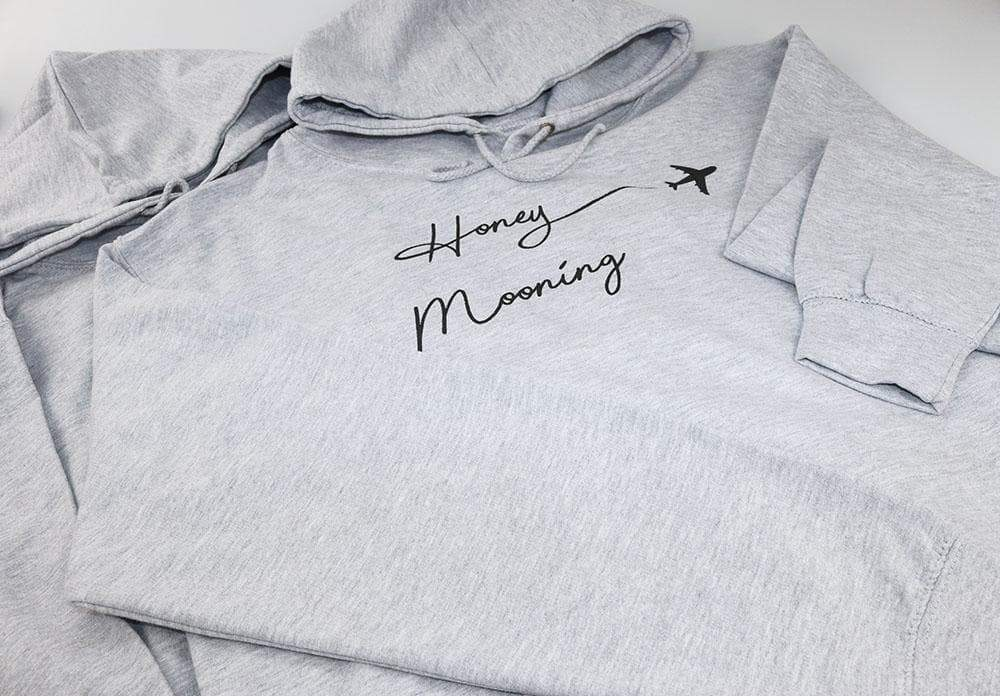 Honeymooning Hoodie Set - The Gift Project