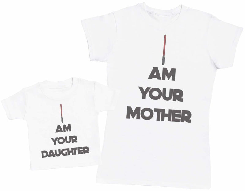 I Am Your Daughter - Baby T-Shirt & Mother's T-Shirt - The Gift Project