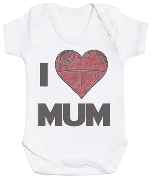 I Love Mum - Baby Bodysuit - The Gift Project