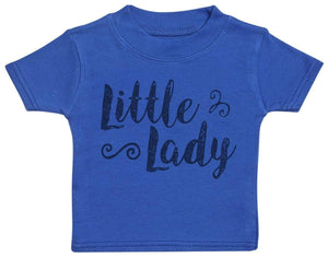 Little Lady Baby T - Shirt - Baby TShirt Gift - Baby Tee - Baby Gift - The Gift Project