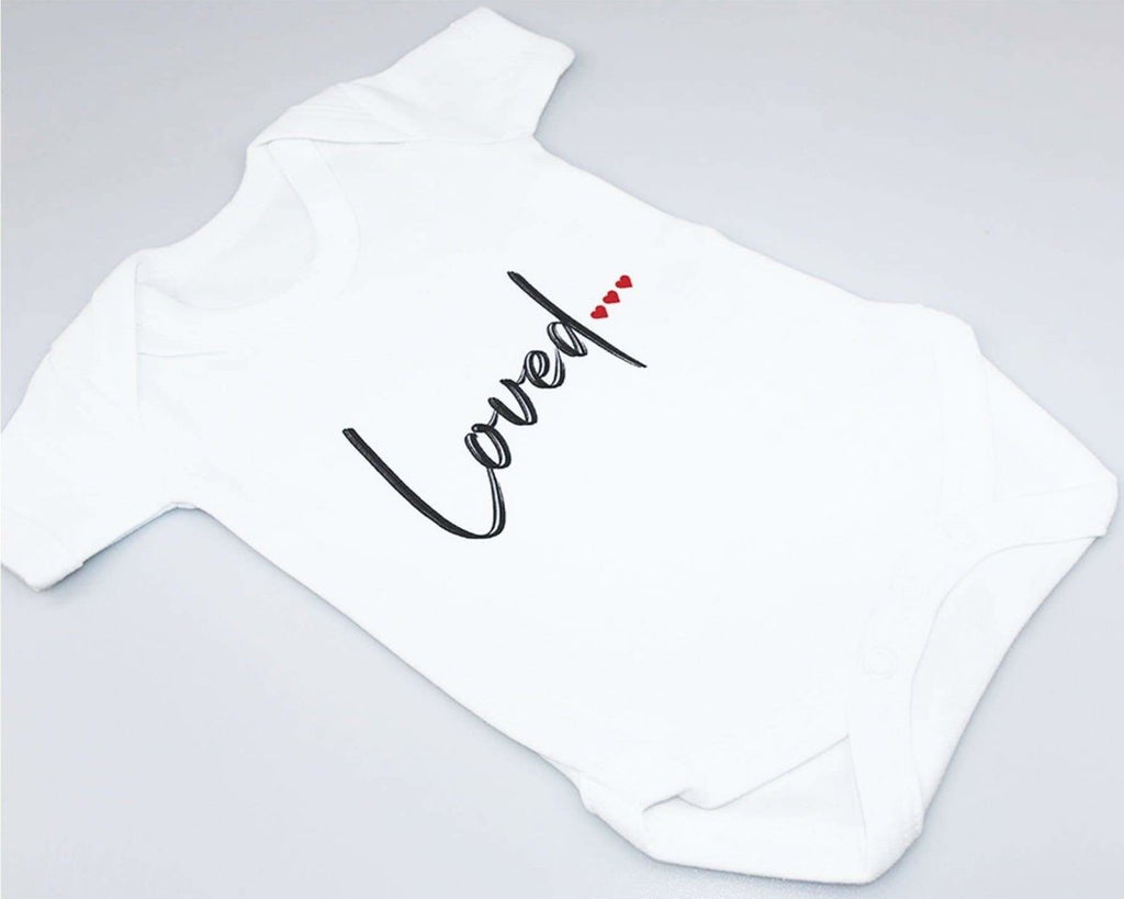 Loved Baby Bodysuit - The Gift Project