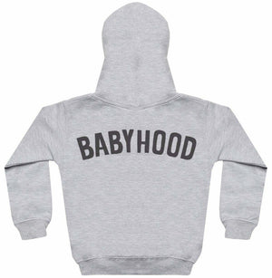 Motherhood And Babyhood - Matching Set - Baby / Kids Hoodie & Mum Hoodie - The Gift Project