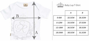 Personalised 100% Perfect Custom Baby T-Shirt & Baby Jersey Trousers Outfit Set - The Gift Project
