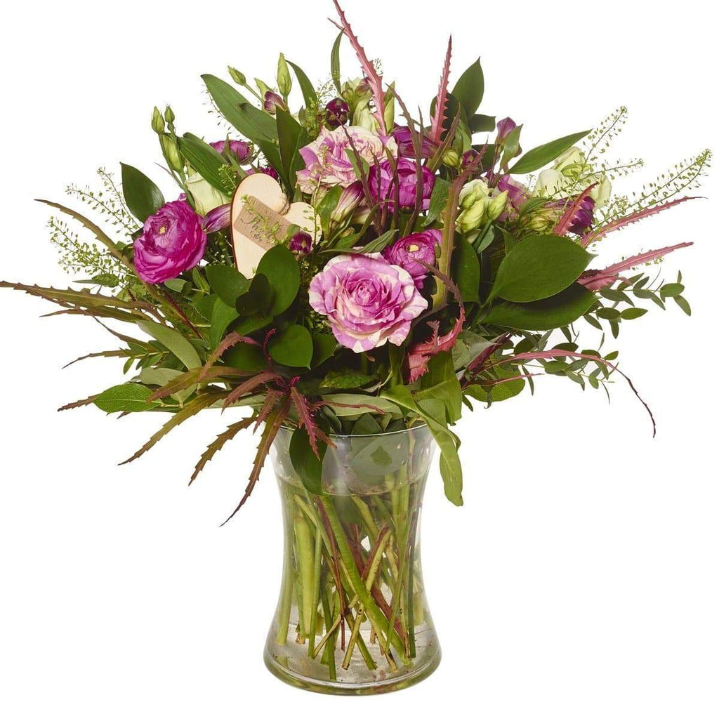 Pretty Pinks Vase Arrangement - Standard - The Gift Project