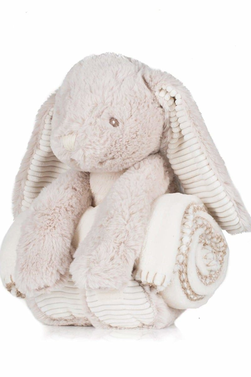 Rabbit With Blanket - The Gift Project