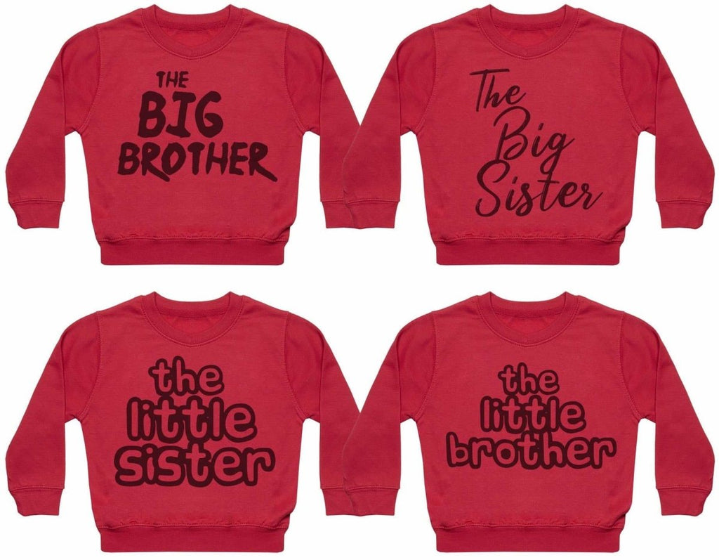 Sibling Set - Matching Kids Set - Baby / Kids Sweaters - Gift Set - The Gift Project
