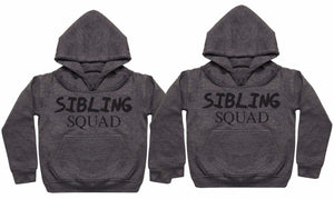 Sibling Squad - Matching Kids Set - Baby / Kids Hoodies - Gift Set - The Gift Project