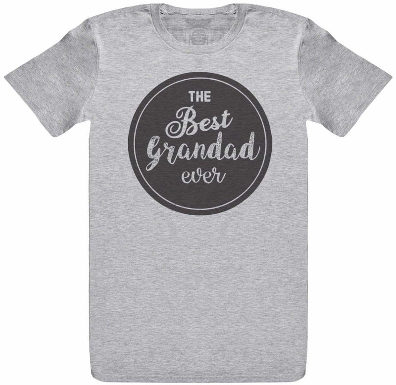 THE Best Ever Grandad - Mens T- Shirt - The Gift Project