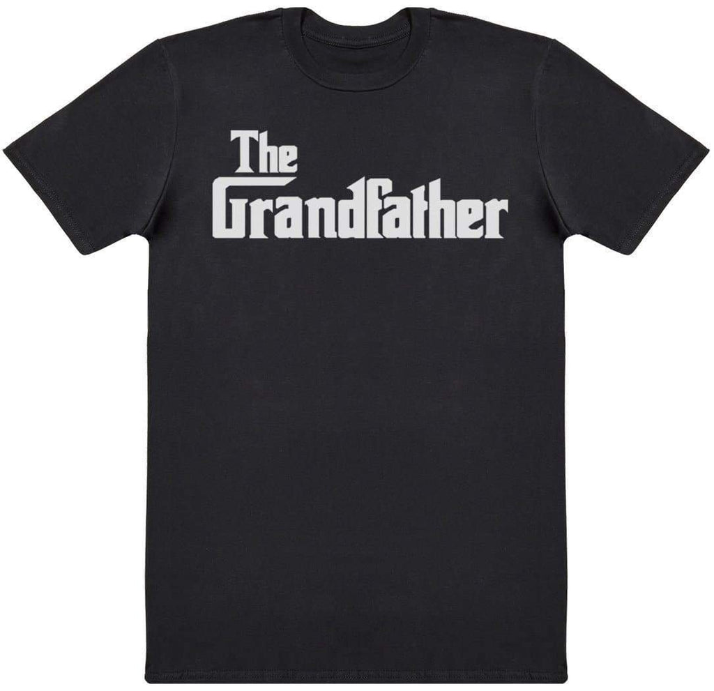 The Grandfather - Mens T-Shirt - The Gift Project