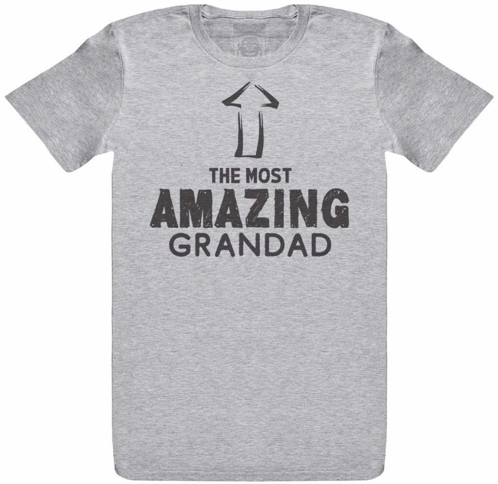The Most Amazing Grandad - Mens T- Shirt - The Gift Project