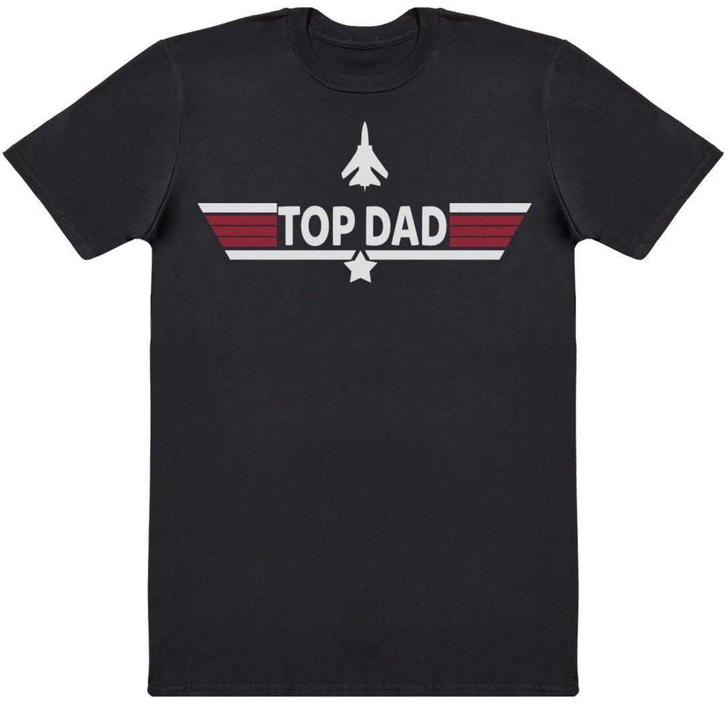 Top Dad - Mens T-Shirt - The Gift Project