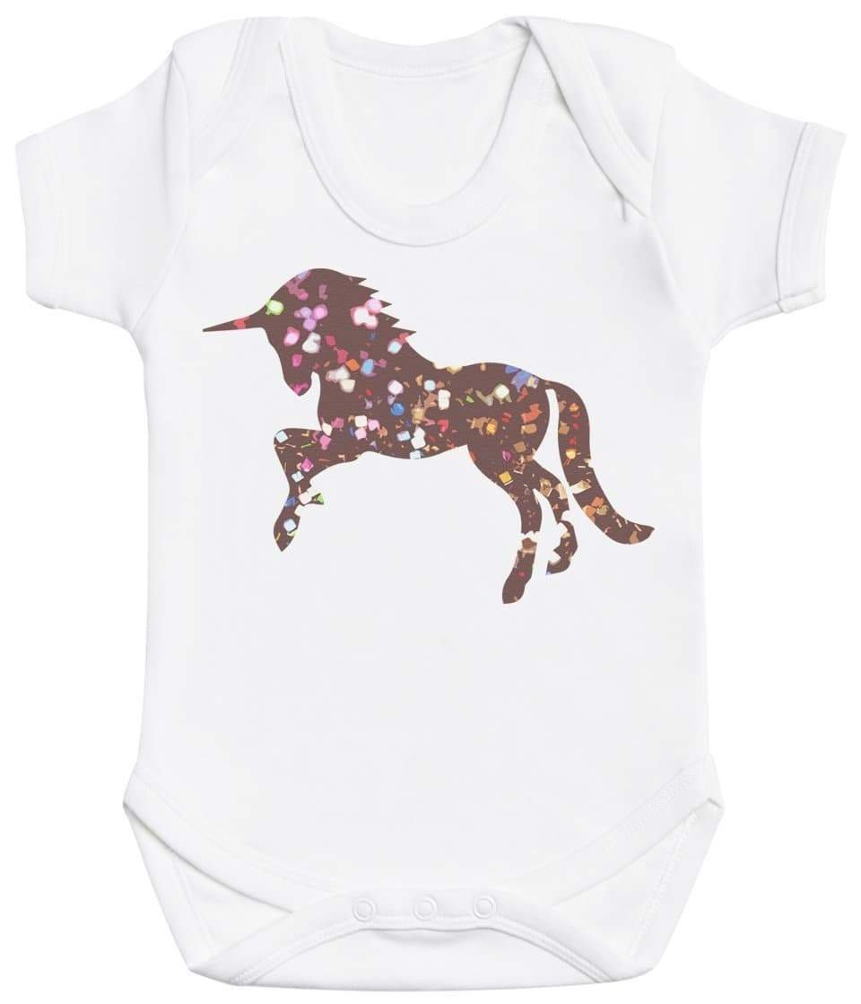 Unicorn Design - Baby Bodysuit - The Gift Project