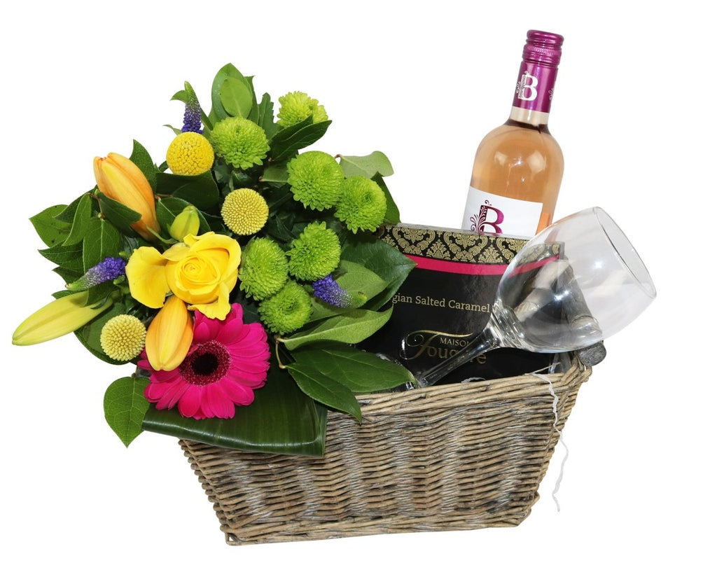 Vibrant Mothers Day Hamper - The Gift Project