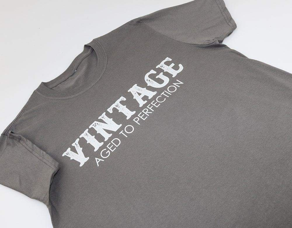 Vintage Retirement T-Shirt - The Gift Project