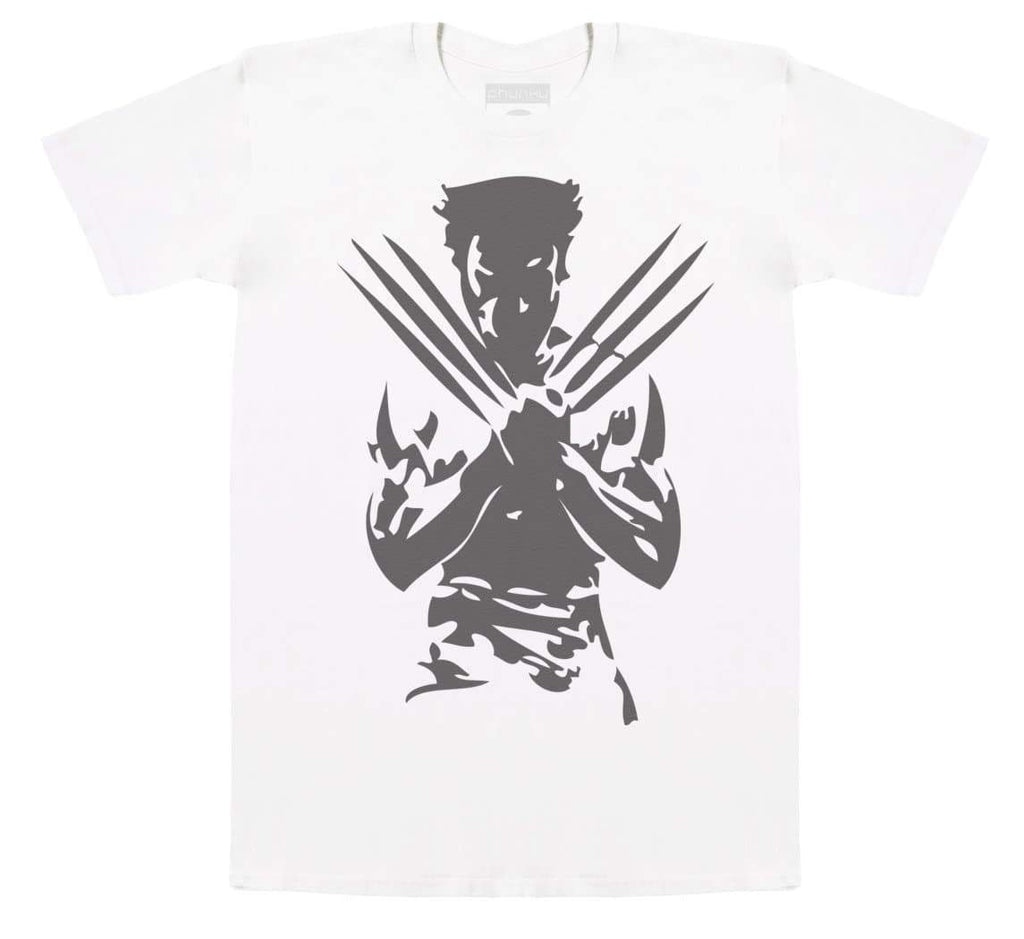 Wolverine - Mens T-Shirt - The Gift Project