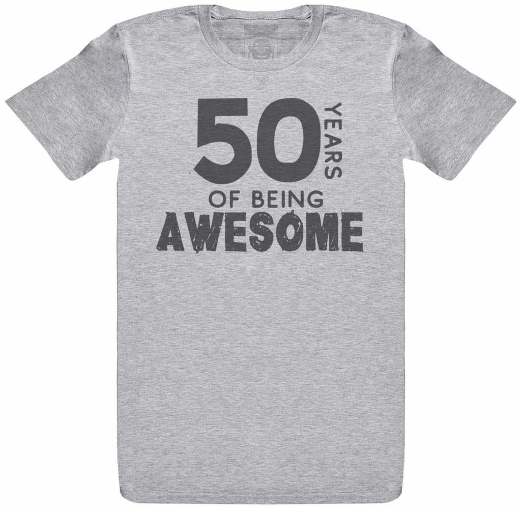 Years Of Being Awesome - Mens T- Shirt - The Gift Project
