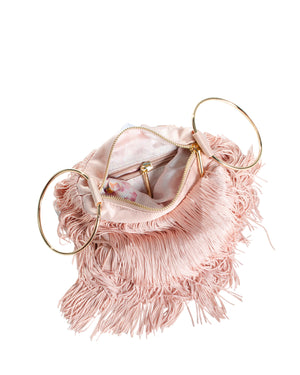 MARGOT BAG BLUSH - DAVID JONES EXCLUSIVE