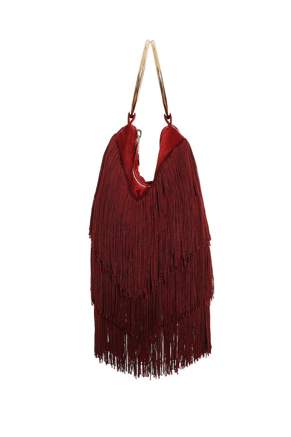 MARGOT BAG - RUBY