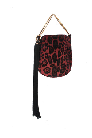 ALEXIS BAG - RUBY LEOPARD