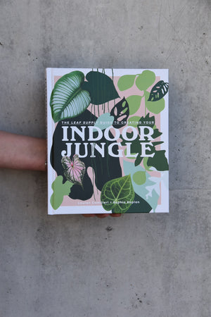 `indoor jungle` bok