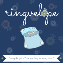 Load image into Gallery viewer, Ringvelope Gift Card